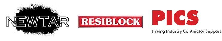 Newtar, Resiblock and PICS logos